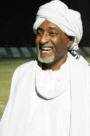 جمال حسن سعيد رئيس نادي الأمل عطبره