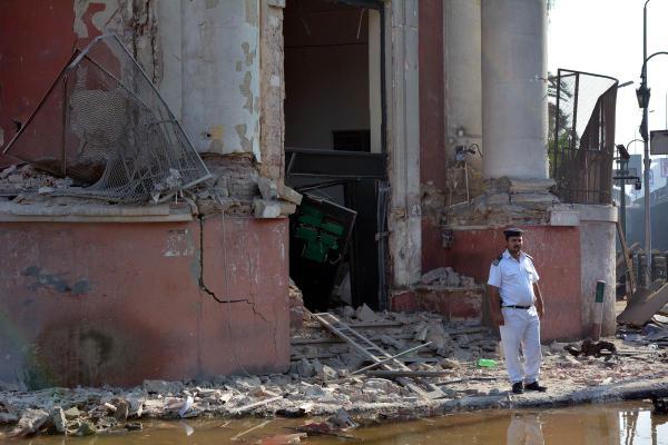 إنفجار القنصلية الإيطالية