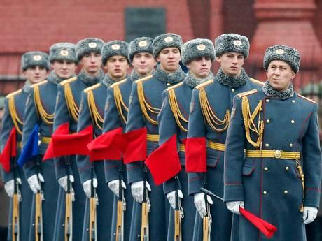 جيش روسيا