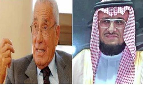 خالد ال سعود و هيكل
