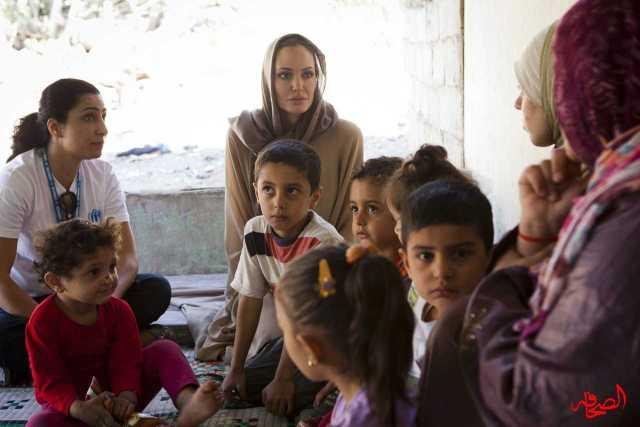 لاجئات سوريا