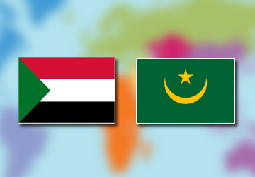 السودان وموريتانيا
