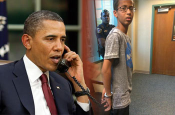 اوباما الطفل السوداني