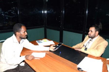 رئيس إتحاد الطلاب اليمنين بالسودان