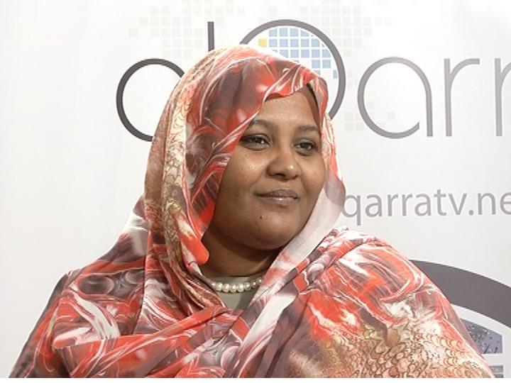 مريم الصادق: المعارضة تجاوزت خلافاتها ومبارك الفاضل صفحة وانطوت ولا نريد أن نجادله