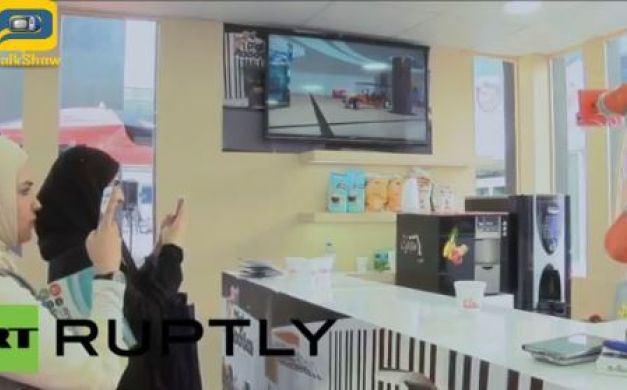 أول مقهى في العالم تديره الروبوتات بالكامل