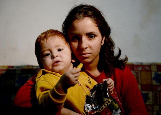 الطفل السوري الذي أنقذه بحارة من الموت