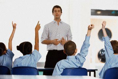 معلم مدرس استاذ