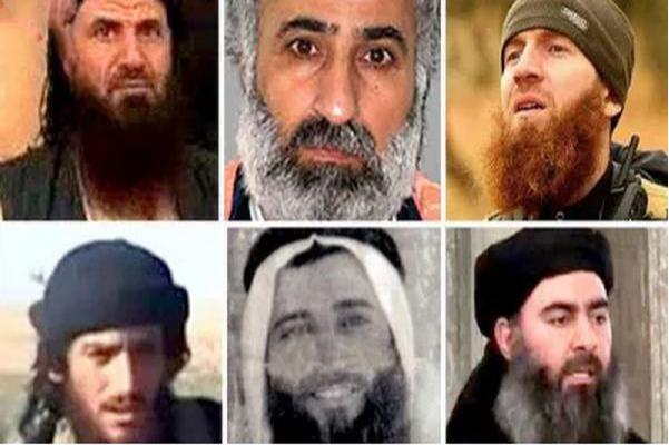 رجال خليفة داعش