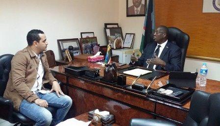 سفير جنوب السودان