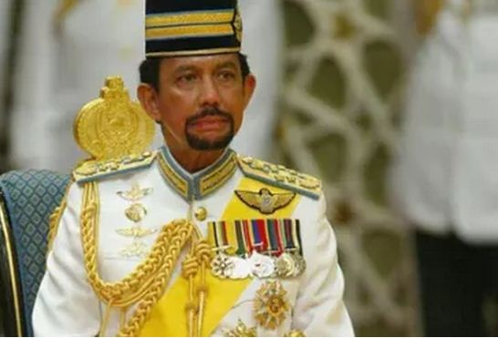 سلطان بروناي