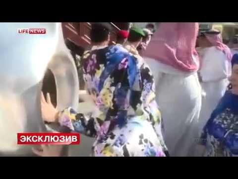 والدة رئيس الشيشان