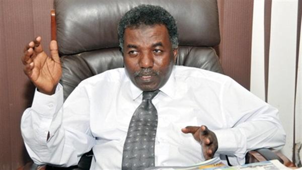 وزير الدولة بوزارة المالية عبد الرحمن ضرار