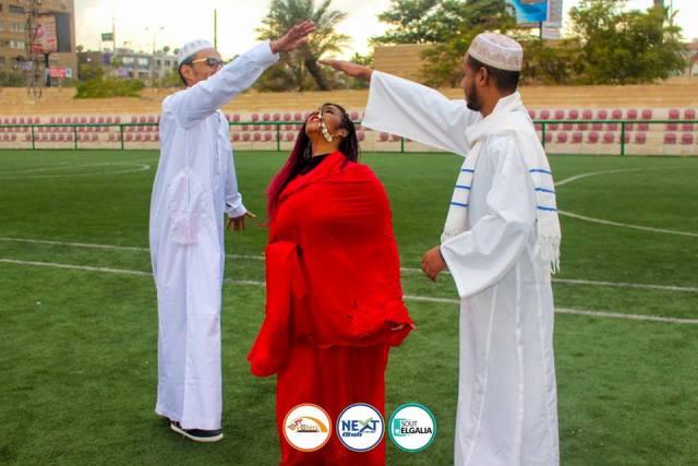 سودانية مصرية1