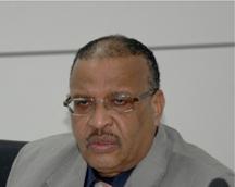 رئيس الإتحادي بالخرطوم محمد الدقير