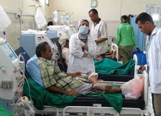 جرحى اليمن