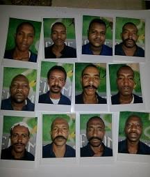 جانب من معدنين سودانيين احتجزتهم مصر 5 أشهر وأطلقت سراحهم في أغسطس 2015