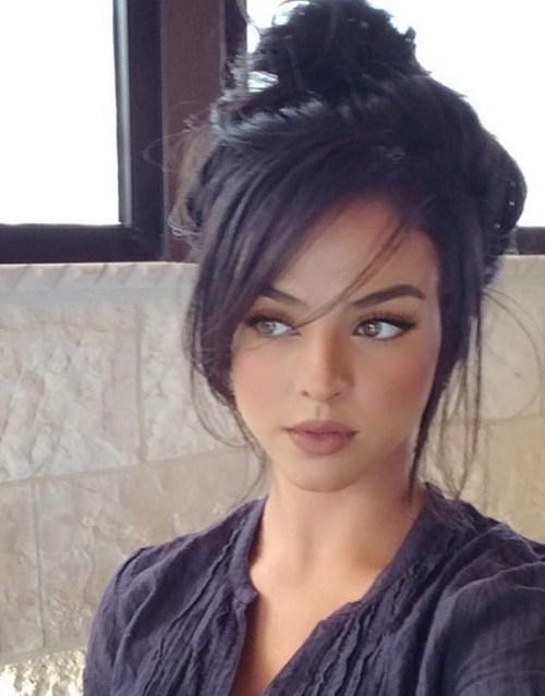 فتاة أردنيّة تنافس نجمات هوليوود