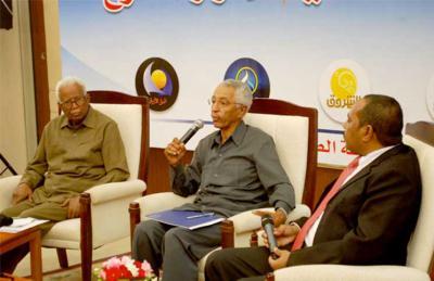 لجنة العلاقات الخارجية بمؤتمر الحوار