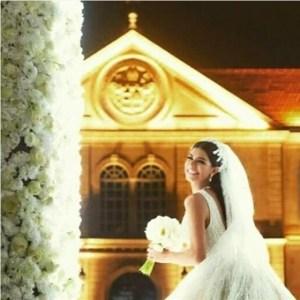 حفل زفاف «ريما فقيه» ملكة جمال الولايات المتحدة1