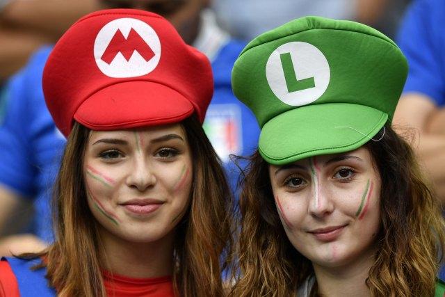أجمل مشجعي كأس الأمم الأوروبية 2016 يورو 3