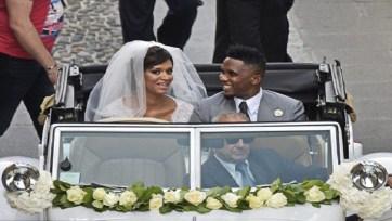 زفاف صامويل ايتو