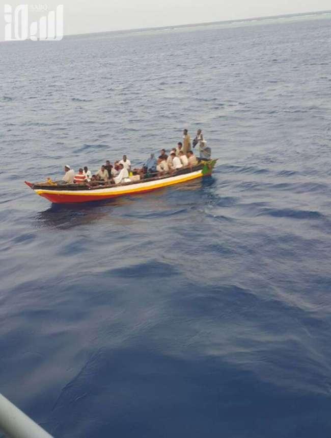 إحباط محاولة تسلل ٦٧ إفريقيًّا قَدِموا من الشواطئ السودانية3