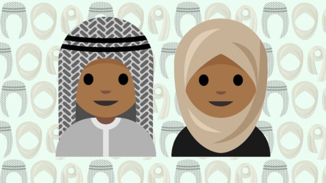 """فتاة سعودية تبشّر بعصر الـ""""إيموجي"""" الإسلامي"""