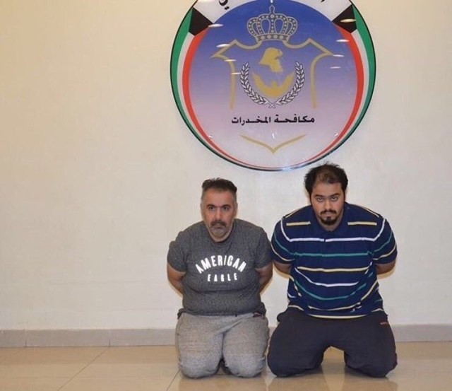 """قصة الممثل الكويتي مروج المخدرات وزوجته """"المهرة""""1"""
