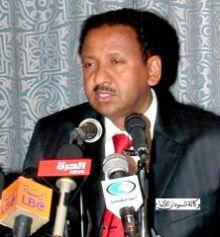 مصطفي عثمان : نسعي لتعزيز الاستثمارات الصينية في السودان وتصدير منتجاتنا الي الصين