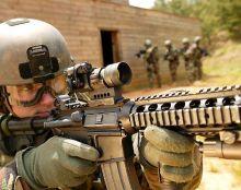 القوات الأمريكية تقوم بعمليتين في ليبيا والصومال