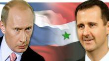 بوتين يتصل بالأسد ويشيد باستعداده لإرسال وفد لجنيف