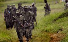 يوغندا تضع خطط تدخلها في الجنوب بمعاونة اسرائيليين وامريكان