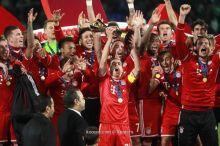بايرن ميونيخ يتصدر التصنيف العالمي للأندية في 2013 ..