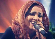 نقل الفنانة فاطمة عمر للعلاج بالقاهرة