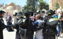 بالفيديو   مواجهات عنيفة.. اصابة جندي اسرائيلي ومرابطين في اقتحام المسجد الأقصى