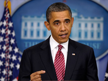 إدارة أوباما توقف بعض المساعدات العسكرية عن جنوب السودان