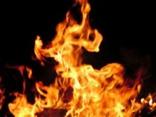 حريق في منزل نجل «الصادق المهدي» بأم درمان