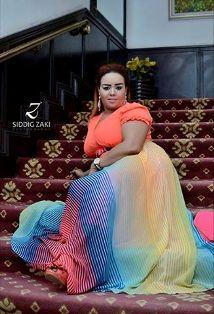 صورة حديثة للمغنيّة  ندى القلعة  تثير الجدل بمواقع التواصل الإجتماعي !!