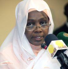 اكدت الاستاذة سامية احمد محمد نائب رئيس المجلس الوطني الدعوة للاصلاح غير قابلة للتوقف