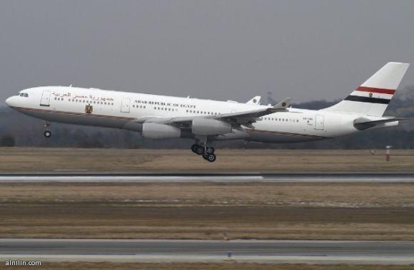 طيران جمهورية مصر العربية
