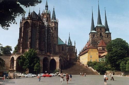 المانيا:بوتسدام: قصر سونسوسي