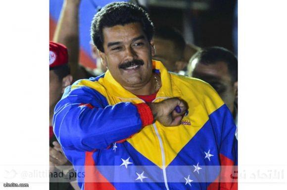 رئيس فنزويلا الجديد مادورو