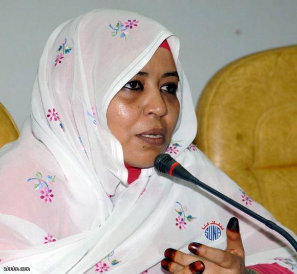 وزيرة الرعاية والضمان الاجتماعي السابقة - الأستاذة أميرة الفاضل