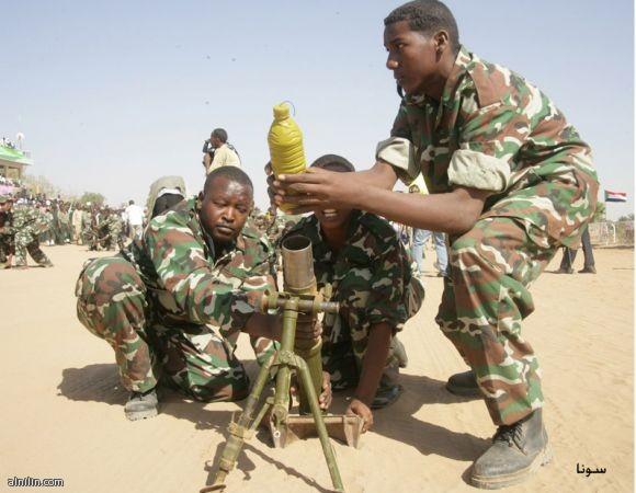 افتتاح معسكرات الدفاع الشعبي في ولايات السودان لدعم القوات المسلحة في مناطق العمليات - يونيو 2013م