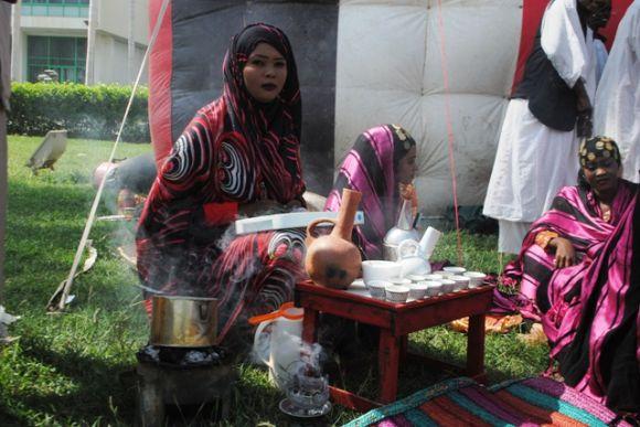 الجبنة - تراث - مهرجان الشباب السوداني الخرطوم 2013/9/15