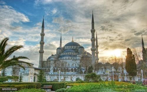 مسجد السلطان احمد باسطنبول