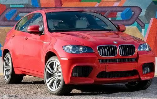 سيارة BMW - X M موديل 2011