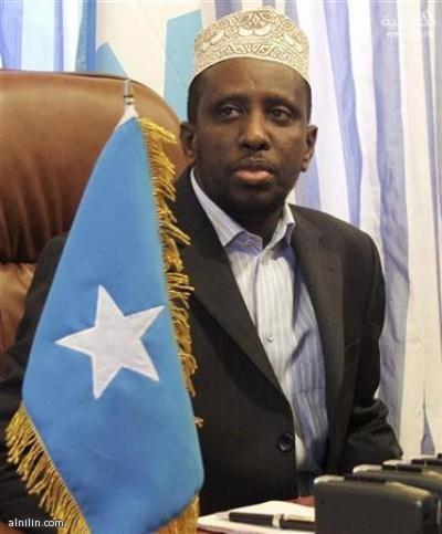 شيخ شريف أحمد - رئيس الصومال