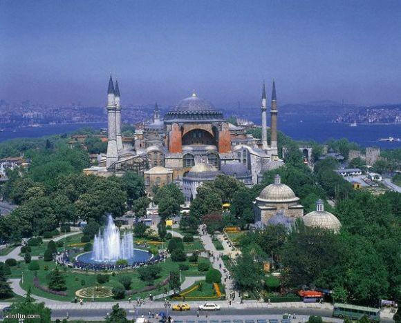 كاتدرائية ومتحف آيا صوفيا - تركيا